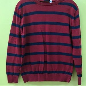 The children's place Crewneck knit sweater striped